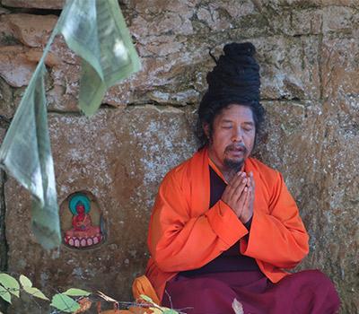 Khenpo Tashi, yogi du Ladakh