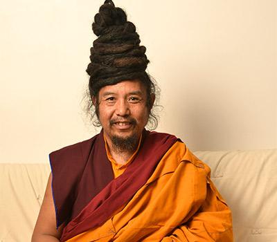 Khenpo Tashi à Paris