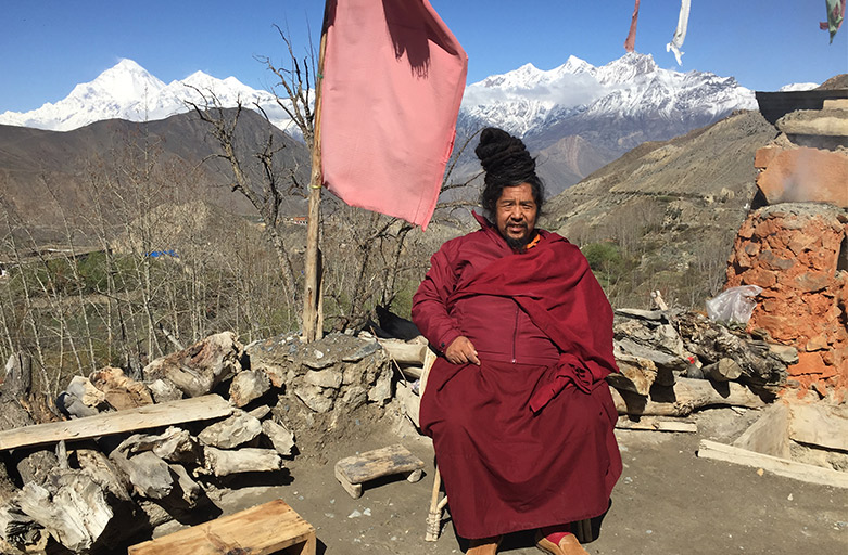 Stress et tourments, explications de Khenpo Tashi Rinpoche