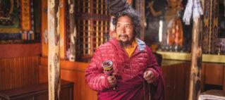 Interview with Khenpo Tashi Rinpoche – English subtitles
