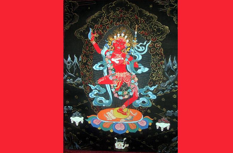 Retraite Vajrayogini avec Khenpo Tashi Rinpoche du 8 au 16 août 2020 – Annulée