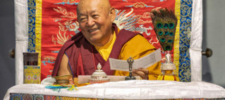 Interview with His Holiness Drikung Kyabgön Chetsang