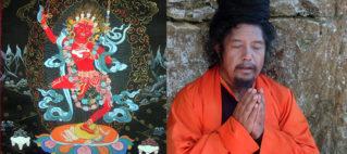Initiation Vajrayogini avec Khenpo Tashi Rinpoche 9 août 2020