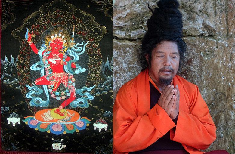 Initiation Vajrayogini avec Khenpo Tashi Rinpoche 9 août 2020 – annulé