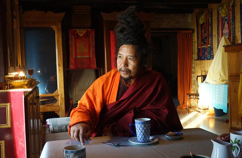 Who is Khenpo  Konchok Tashi  Rinpoche?