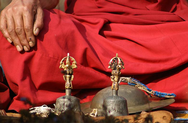 Rituel de Dorje Namjom ou Washing Puja