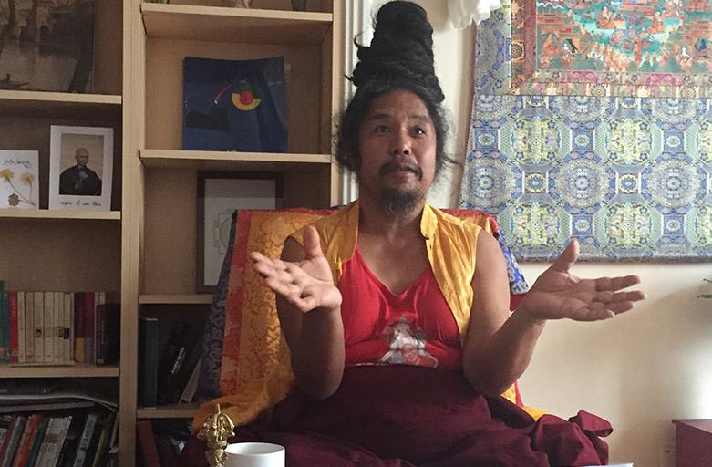 Méditations sur le Mahāmudrā mercredis 01, 08, 22, 29 novembre, et 06 décembre – Paris