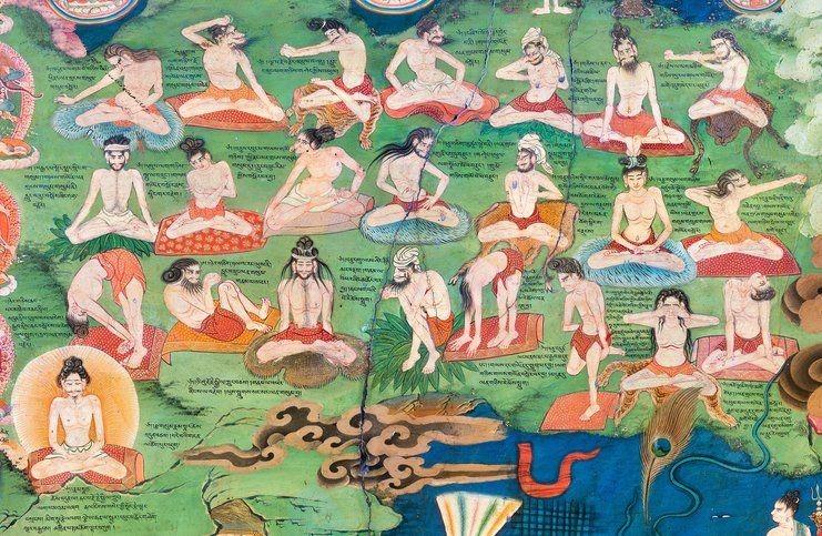 Les six yogas de Naropa : les pratiques secrètes du bouddhisme tibétain – audio intégral