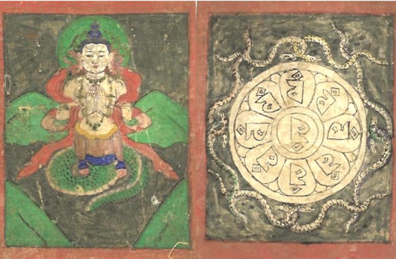 ཀླུ་གྱི་ཆོ་ག Nāga Puja