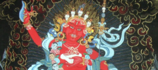 Initiation de Vajra Yoginī, la « Yoginī de Diamant »