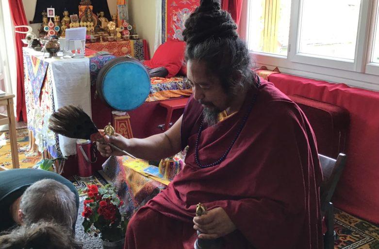 Dorje Namjom Washing Puja   རྣམ་འཇོམ་འཁྲུས།