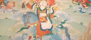 Grande Puja d'Achi Chökyi Drölma