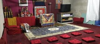 Collecte pour la salle de méditation (Gompa)